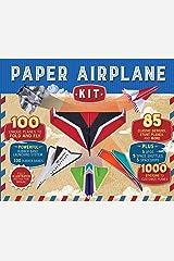 Paper Airplane Kit Hardcover