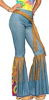 Forum Novelties Women's Hippie Costume Bell Bottoms