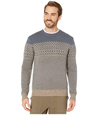 Royal Robbins Banff Novelty Sweater (Slate) Men