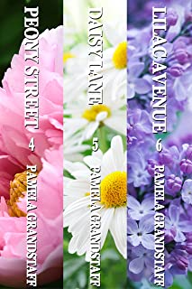 Rose Hill Mystery Series Three-Book Collection: Books 4-6