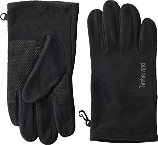 Timberland Men's Fleece Sports Glove with Palm Gripper