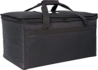 Ateny - Commercial Quality Food Delivery Bag - Heavy-Duty Durable Bags - Thick Insulation and Extra Strength Zipper - Fits Full-Size Catering Pan - Uber Eats, DoorDash, Postdates, and Groceries