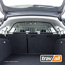 Travall Guard Compatible with Audi A4 Avant (2008-2015) A4 Allroad (2009-2016) S4 Avant (2009-2016) TDG1211 - Rattle-Free Steel Pet Barrier