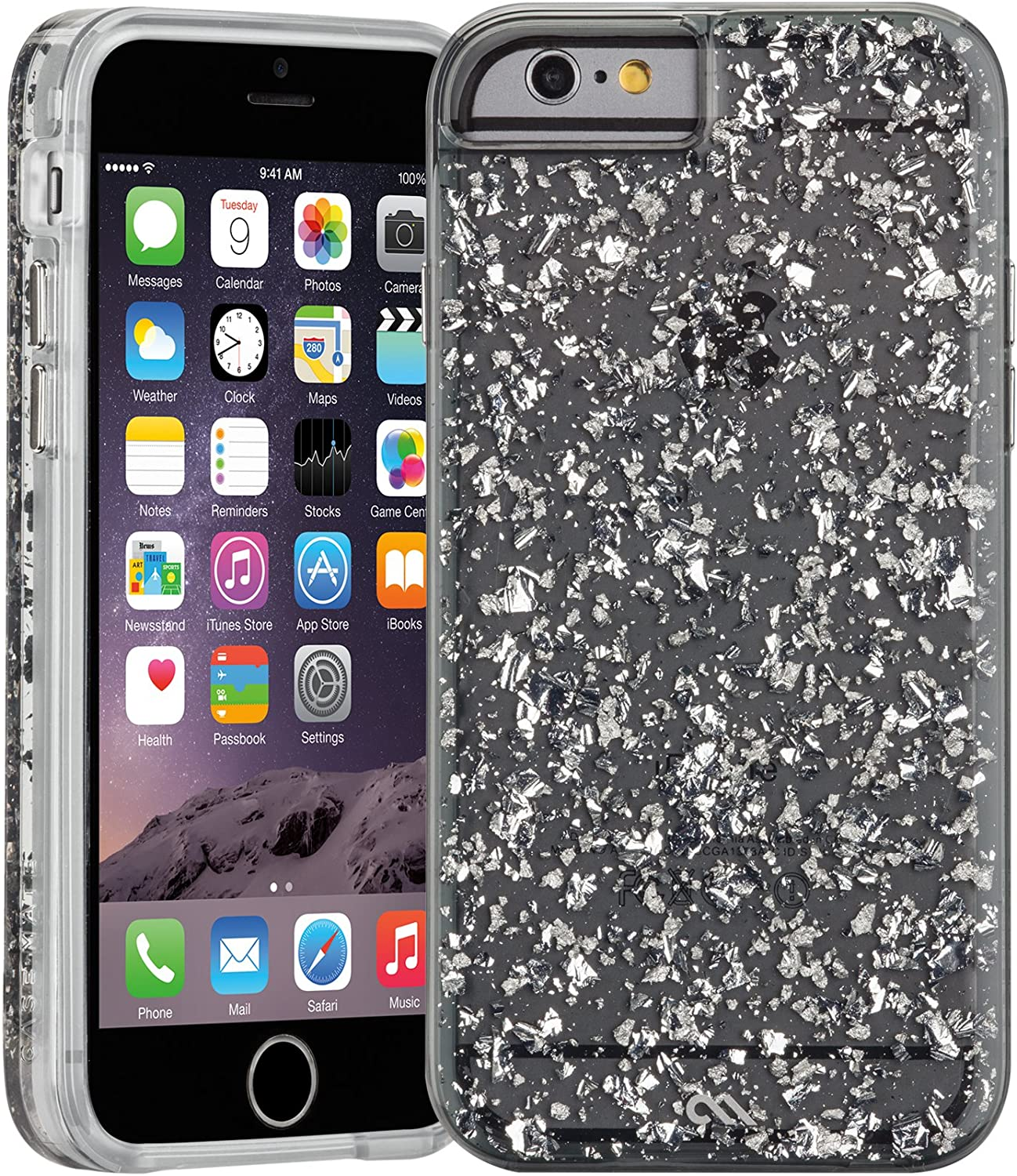Case-Mate Cell Phone Case for iPhone Nashville-Davidson Mall Free Shipping New Retail S 6s Packaging - 6
