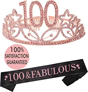 Best 100th birthday decorations Reviews