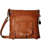 The Sak Carmel Leather Crossbody