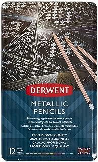 Derwent DE2305599 Metallic Pencil TIN Multi CLRS
