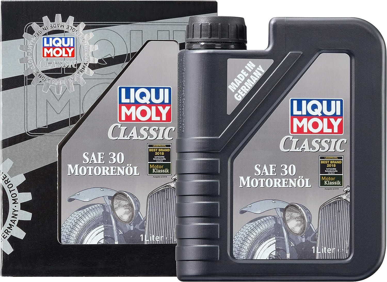 Liqui Moly Classic 1133 Engine Oil Sae 30 5 Litres Auto