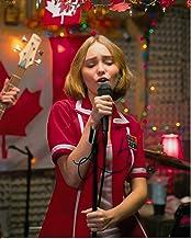 Lily-Rose Melody Depp Firmado 10 x 8