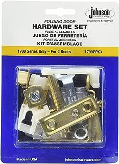 LE JOHNSON 1700PPK3 BIFLD DR Repl Hardware