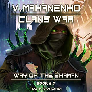 Clans War: Way of the Shaman Series, Book 7