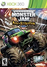 Monster Jam 3: Path of Destruction - Xbox 360