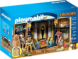 PLAYMOBIL Egyptian Tomb Play Box, Multicolor