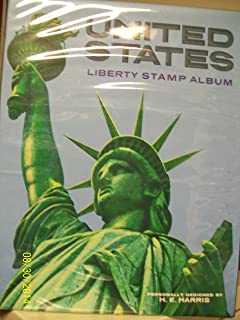 united states liberty stamp album