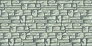 Fadeless Designs Paper Roll, Flagstone, 48 Inches x 50 Feet