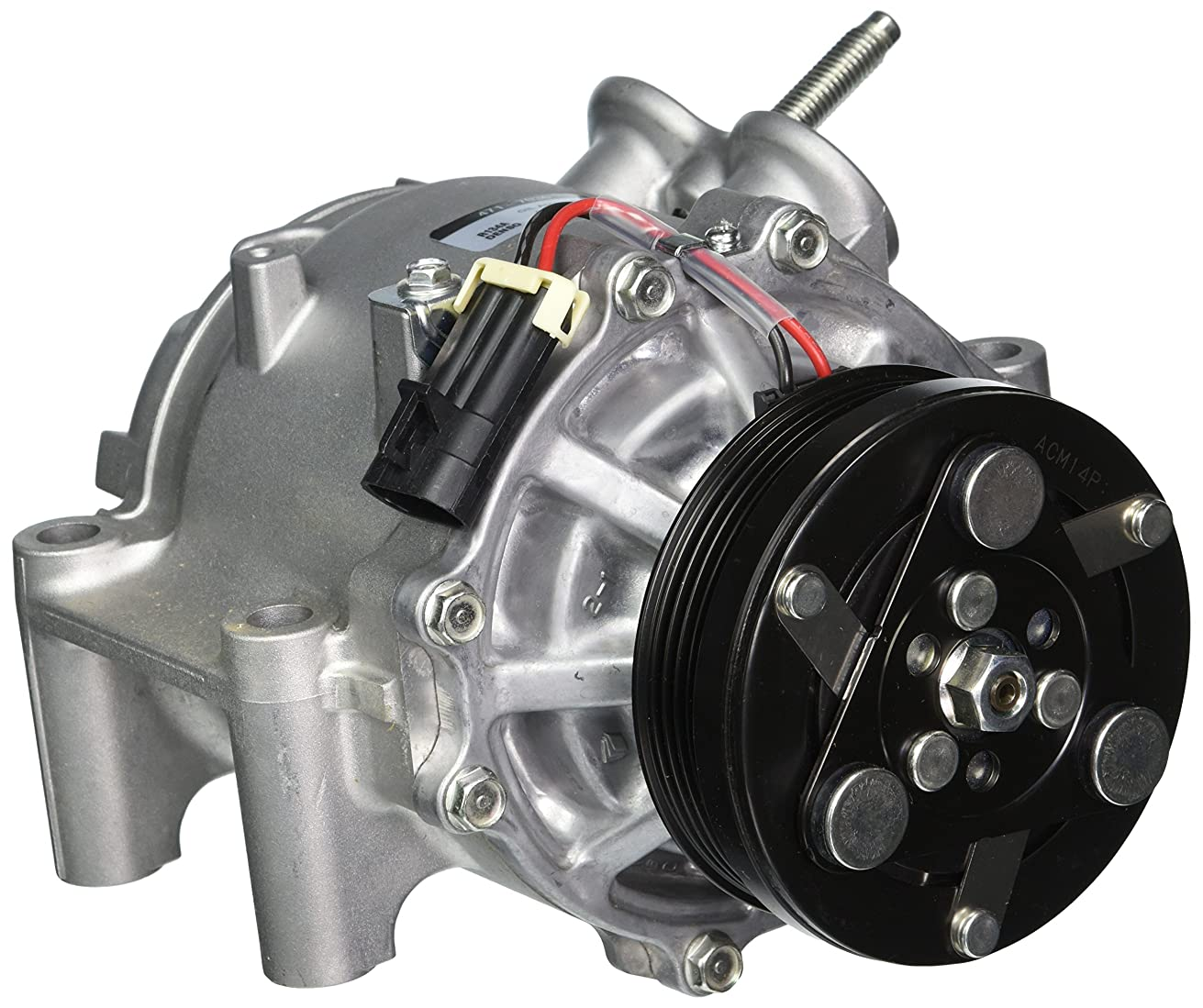 Denso 471-7036 New Compressor with Clutch