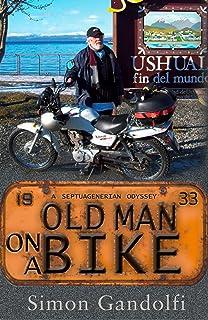 Old Man on a Bike
