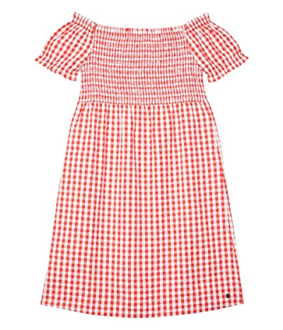 Roxy Kids If I Could Fly Gingham Dress (Little Kids/Big Kids)
