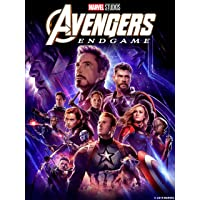 Avengers: Endgame HD Digital Movie Rental