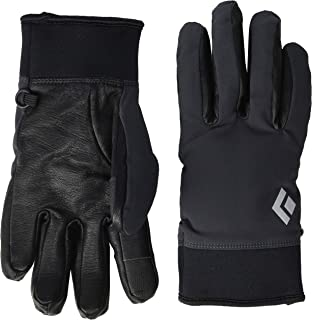 Black Diamond Heavyweight Softshell Gloves, Smoke