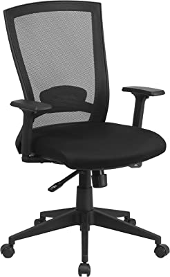 Staples Carder Mesh Office Chair Black Sold As 1 Each Adjustable Office Chair With Breathable Mesh Material Provides Lumbar Arm And Head Support Perfect Desk Chair For The Modern Office