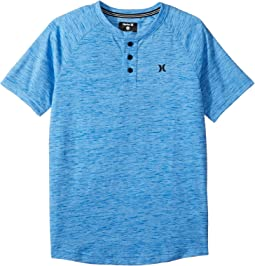 Cloud Slub Henley (Big Kids)