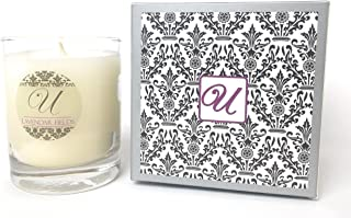 Unrivaled Candles Lavender Fields (8 oz) Jewelry Inside Valued at $10 to $10,000. Made in The USA. Great Gifts! Jewelry Candles with Fragrant Jewels, Rings, Earrings and Necklaces, Jackpot!