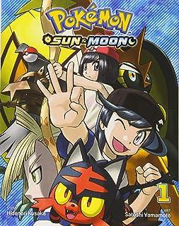 Pokemon: Sun & Moon, Vol. 1