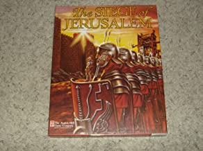 Siege of Jerusalem (Ah Adult Strategy Game, Game No. 879)
