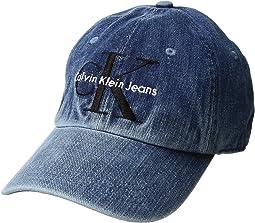 Calvin Klein Jeans - Logo Denim Hat