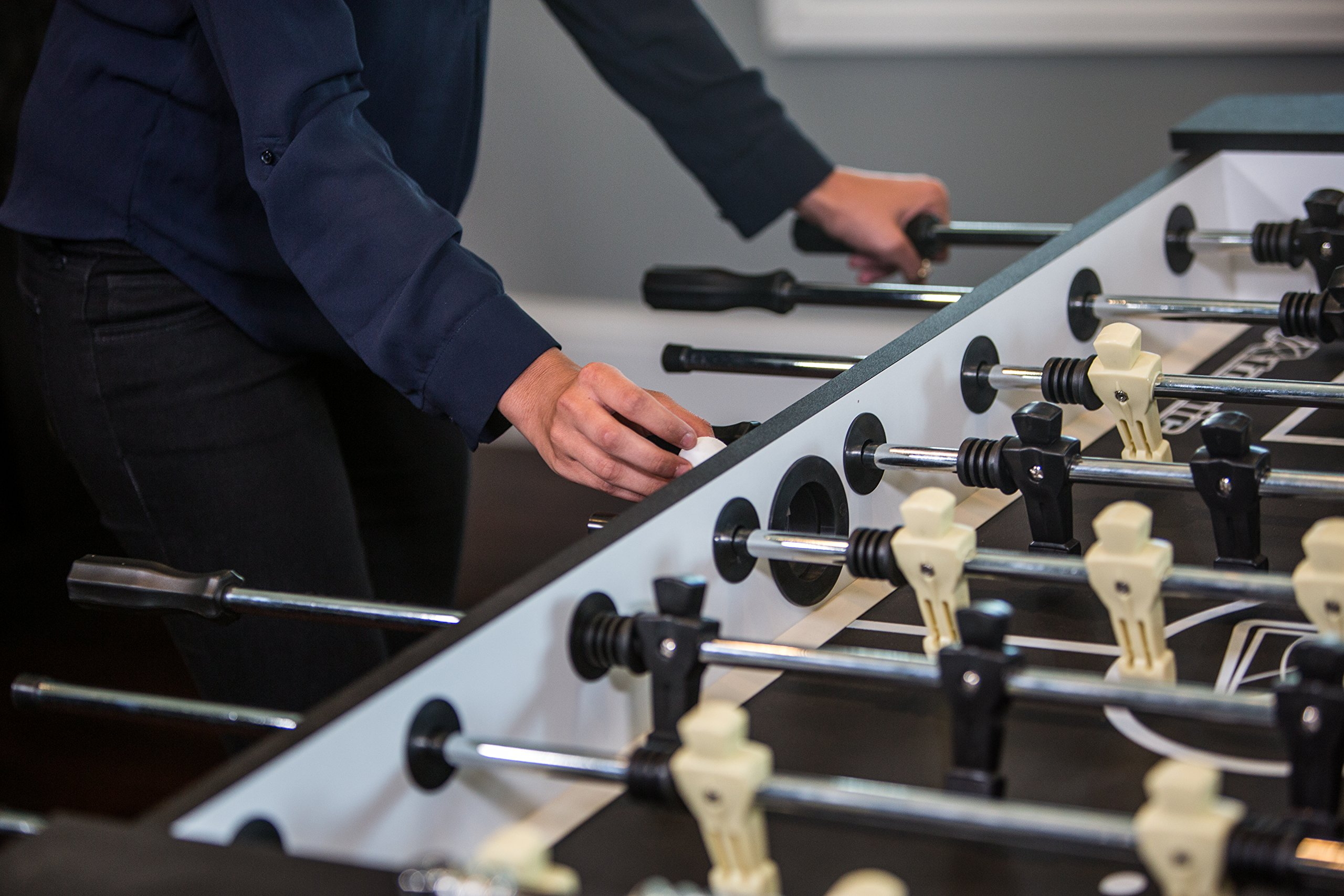 4. Atomic pro Force Foosball Table