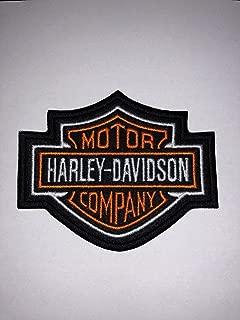 Harley Davidson Parche para Planchar 16/x 3,5/cm motorradclub Motocicleta Escudo de /águila Aprox