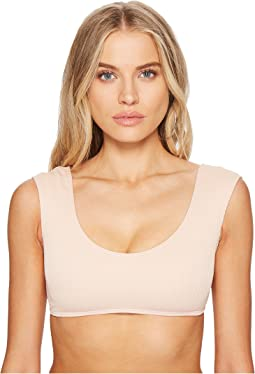 Sports Illustrated Secret Garden Underbust Rib Crop Top