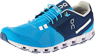 ON Men's Cloud Running Shoes, Malibu/Denim
