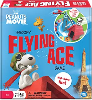 Wonder Forge Peanuts Movie Flying Ace Game Board Game