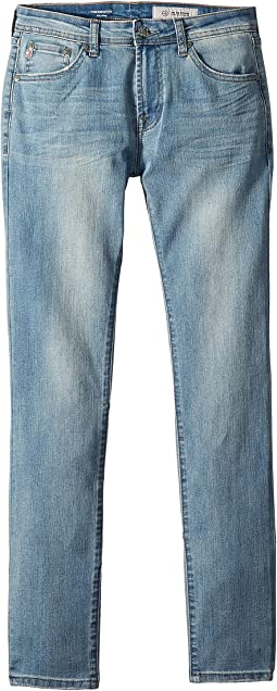 AG Adriano Goldschmied Kids The Kingston Slim Skinny in Lite Blue (Big Kids)