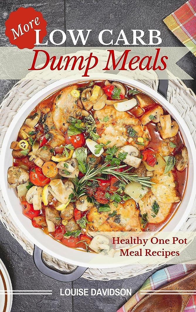 聖歌流暢コンクリートMore Low Carb  Dump Meals: Easy Healthy  One Pot  Meal Recipes (English Edition)