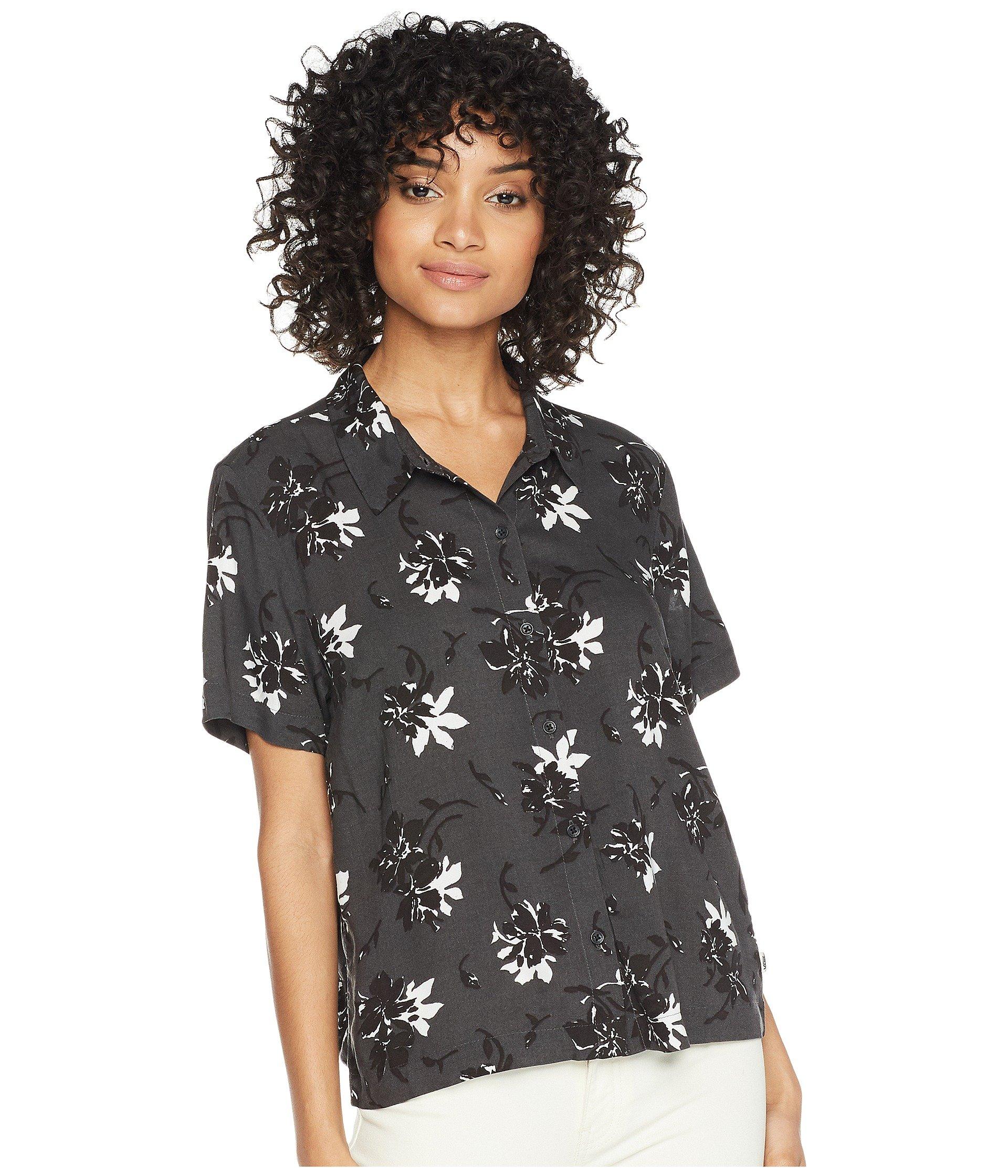 Blusa para Mujer Vans Driver Short Sleeve Woven  + Vans en VeoyCompro.net