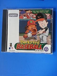 Backyard Baseball Game