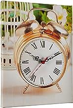 Clock Art Decorative Canvas Wall Clock - 30 x 40 cm