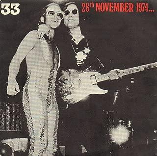 28th November 1974... - Elton John Band Featuring John Lennon And Muscle Shoals Horns 7