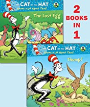 Thump!/The Lost Egg (Dr. Seuss/The Cat in the Hat Knows a Lot About That!) (Pictureback(R))
