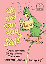 Best oh say can you say book Reviews