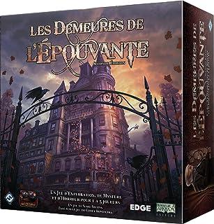 Les Demeures de l'Escurante: 2nd Edition - Asmodee - Board Game - Cooperative Board Game