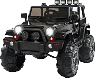 Best Choice Products 12V Ride On Car Truck w/ Remote Control, 3 Speeds, Spring..