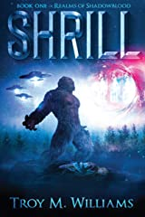 Shrill (Realms of Shadowblood Book 1) Kindle Edition
