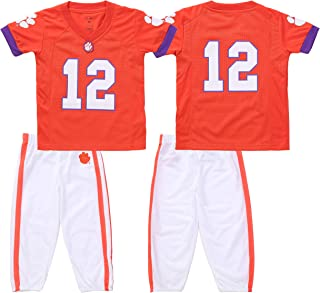 clemson tiger toddler apparel