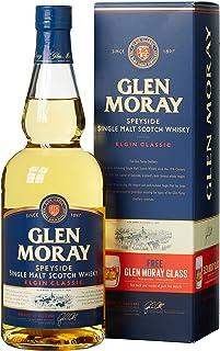Glen Moray Speyside Single Malt Whisky classic - 0.70 l