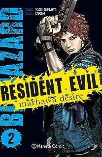Resident Evil nº 02/05 (Manga Seinen)