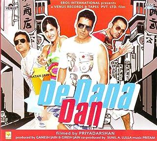 De Dana Dan (New Hindi Film CD)